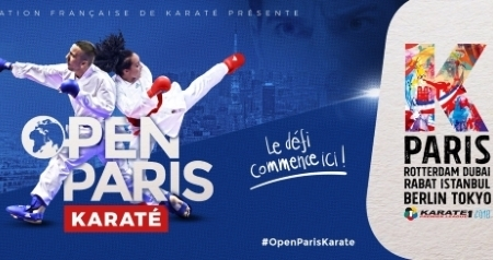 Karate1 Premier League - Paris 2018