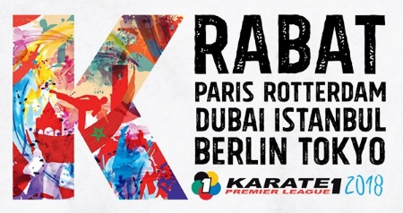 Karate1 Premier League Rabat 2018