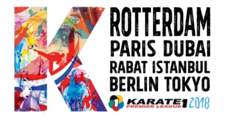 Karate1 Premier League Rotterdam 2018